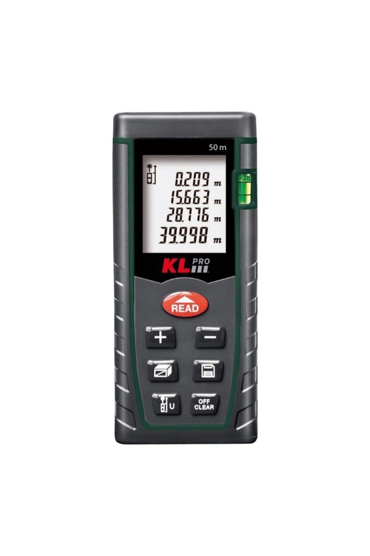 KLPRO Kllzm50 Profesyonel Lazermetre 50 Mt 1