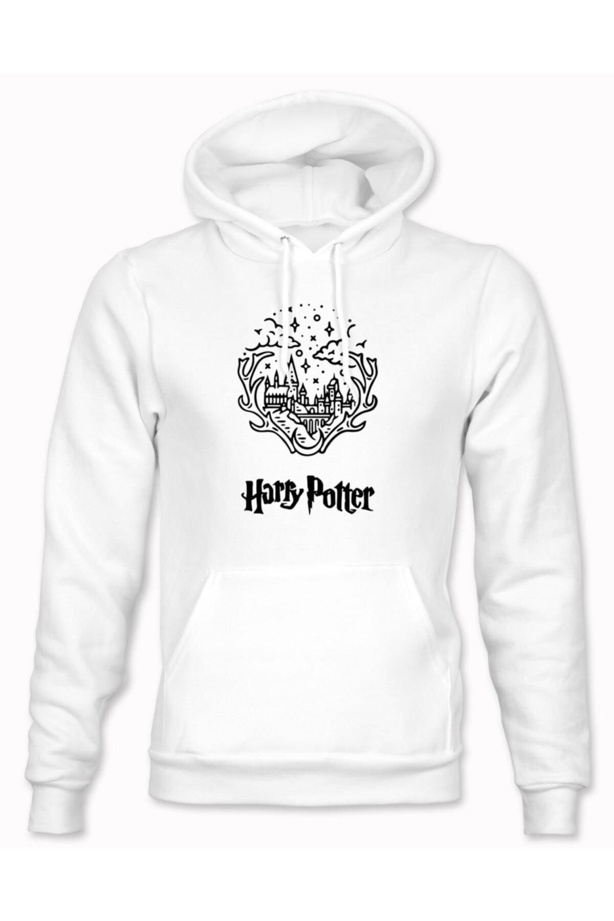 MİGMOOLS Harry Potter Tasarım Hoodie Kapüşonlu 1