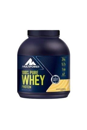 Multipower Whey Protein Tozu Muz Mango 2000 gr - 37686