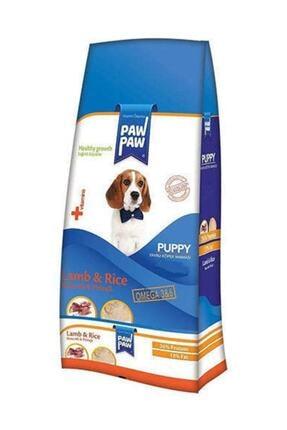 Paw Paw Puppy Kuzu Etli Ve Pirinçli Yavru Köpek Maması 3 Kg