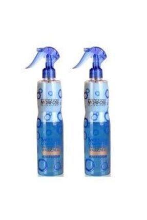 Morfose Mavi Su Normal Saçlar İçin Fön Suyu 400 ml 2 Adet
