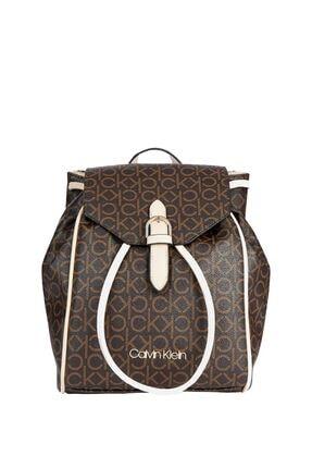Calvin Klein Kadın Drawstring Bp W/flap Sırt Çantası K60k607130