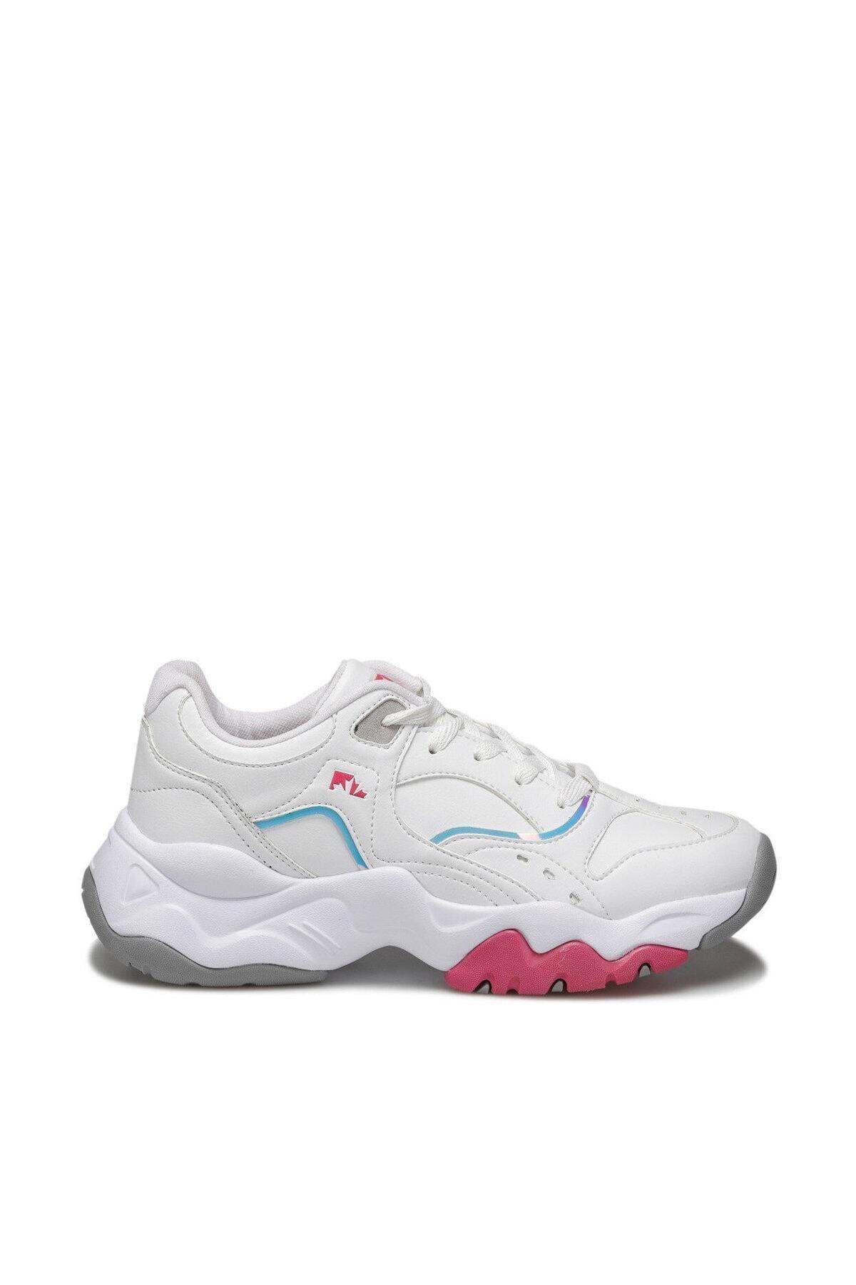 lumberjack Kadın Beyaz Sneaker 2