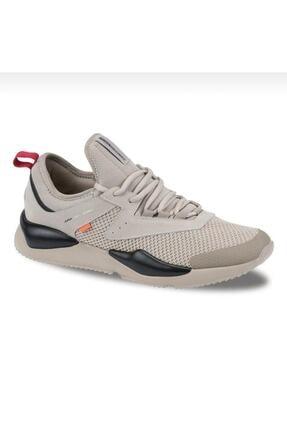 Jump Erkek Bej Sneaker Spor Ayakkabı 24094