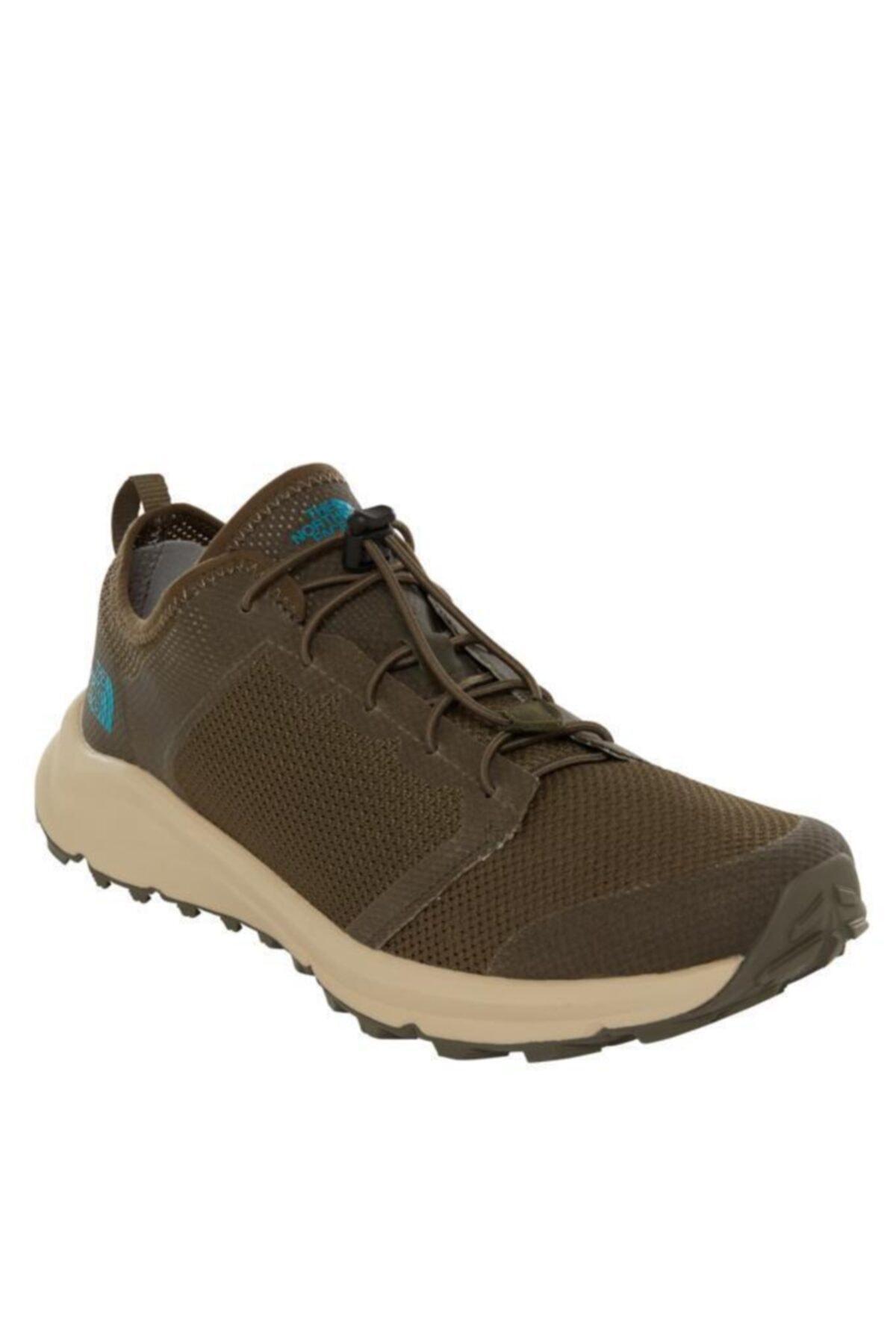 THE NORTH FACE NF0A3RDS3NL1 Haki Erkek Sneaker Ayakkabı 100576587 1