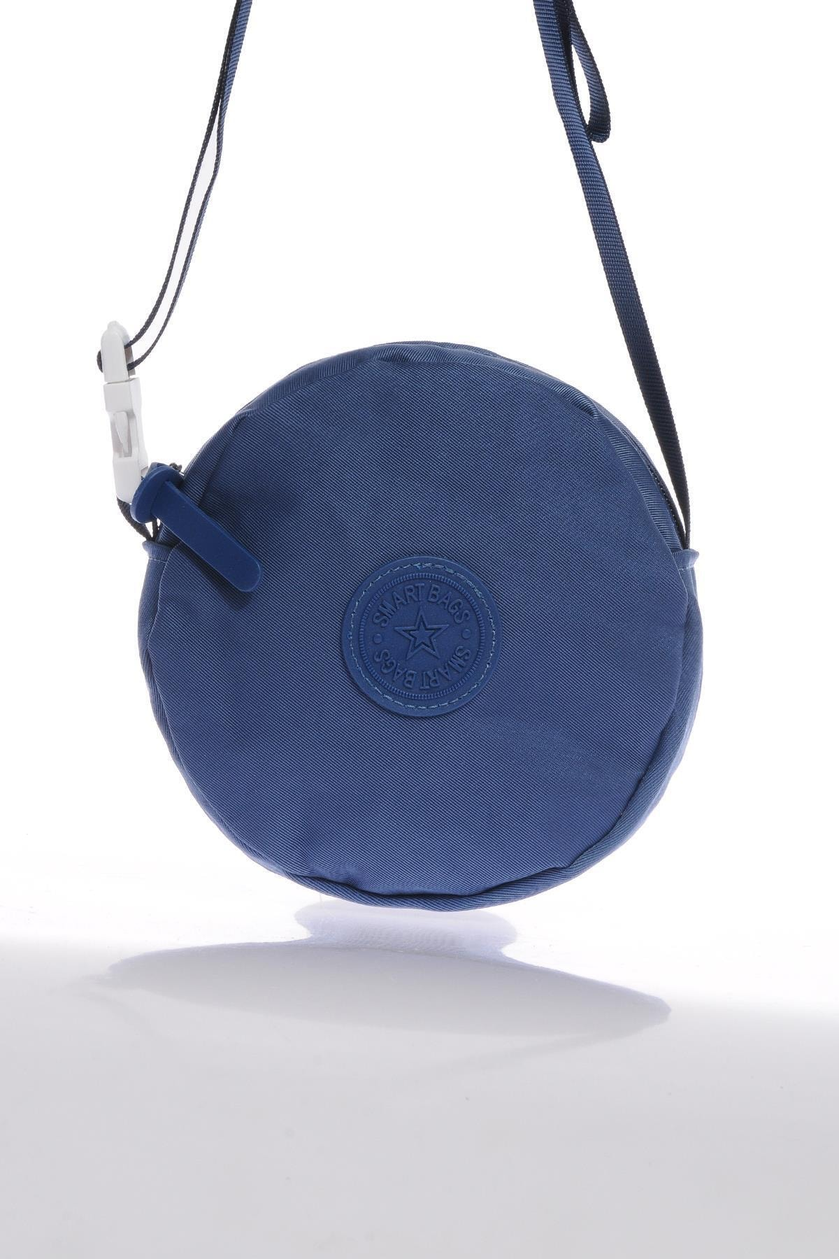 SMART BAGS Smb6001-0050 Buz Mavisi Kadın Minik Çapraz Çanta 1