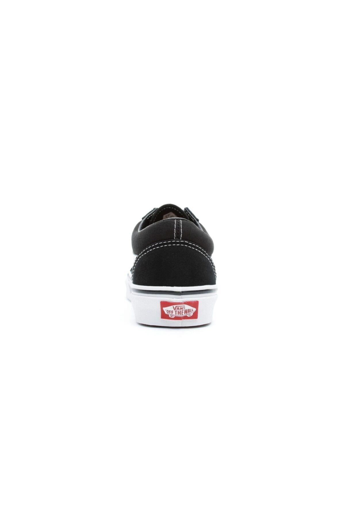 Vans Old Skool Unisex Siyah Sneaker 2