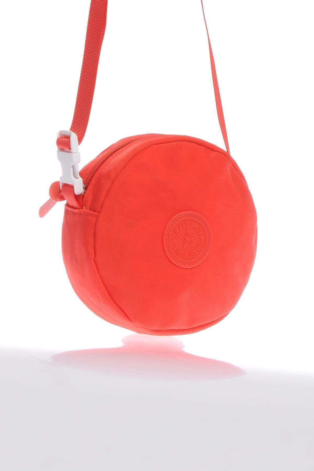 SMART BAGS Smb6001-0019 Kırmızı Kadın Minik Çapraz Çanta 2