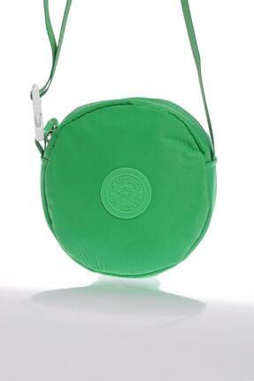 SMART BAGS Smb6001-0069 Yeşil Kadın Minik Çapraz Çanta
