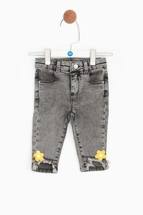 BG Baby Kız Bebek Antrasit Pantolon