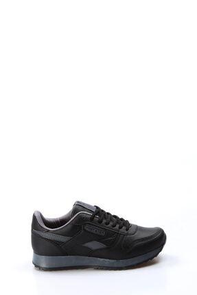 FAST STEP Siyah File Kadın Sneaker Ayakkabı 865za5010