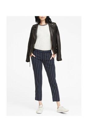 Banana Republic Avery Straight-fit Çizgili Streç Pantolon