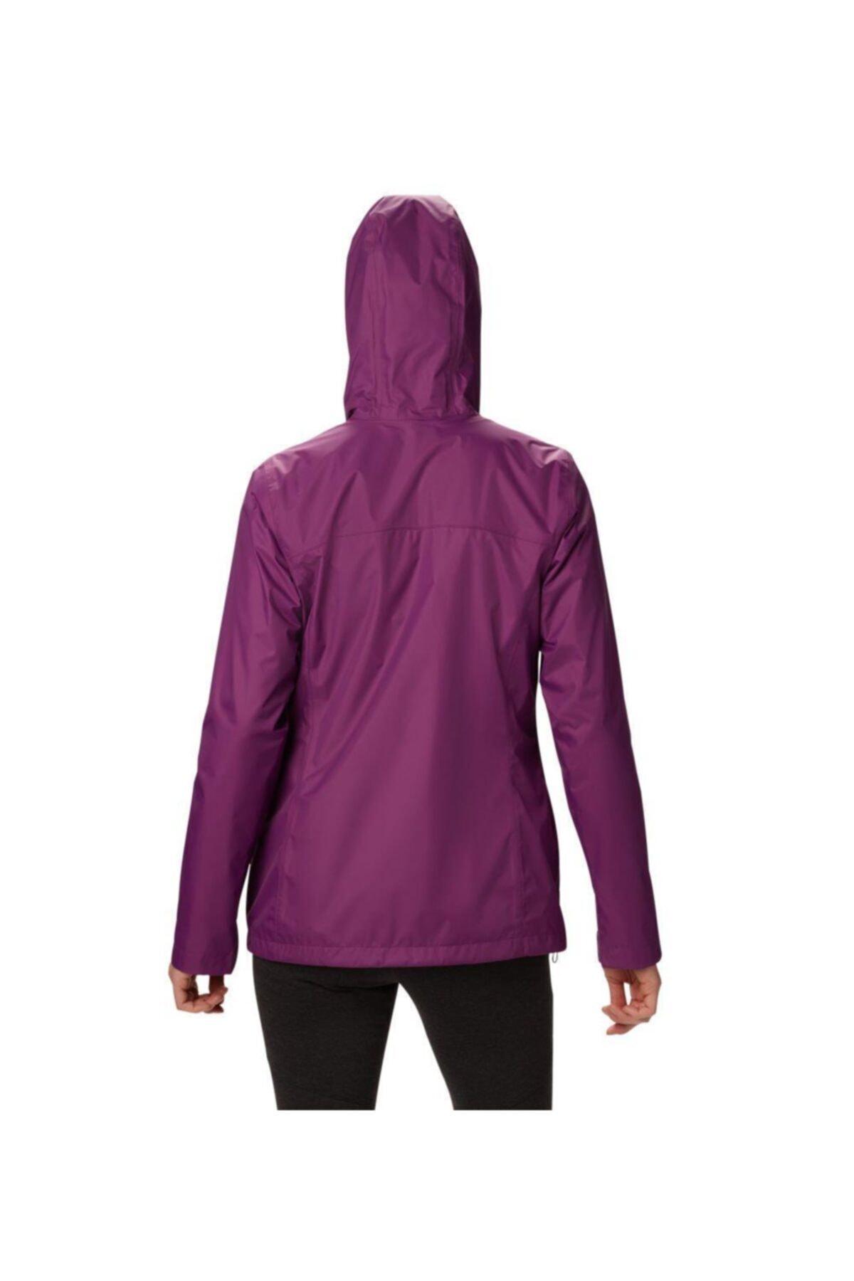 Columbia Rl2436-594 Arcadia Iı Jacket Kadın Yağmurluk 2