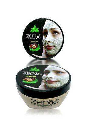 Zenix Argan Yağı Özlü Killi Yüz Maskesi 350 gr 8680075540230