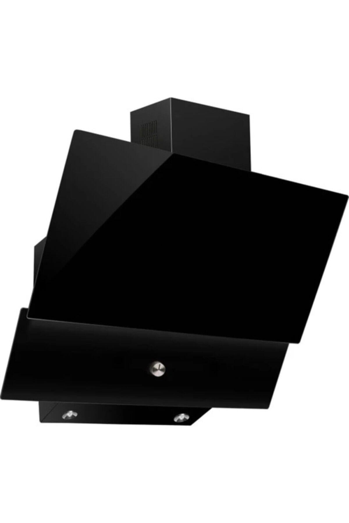 KUMTEL Da6-831 Siyah Cam Davlumbaz 1