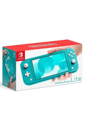Nintendo Switch Lite Konsol Turkuaz