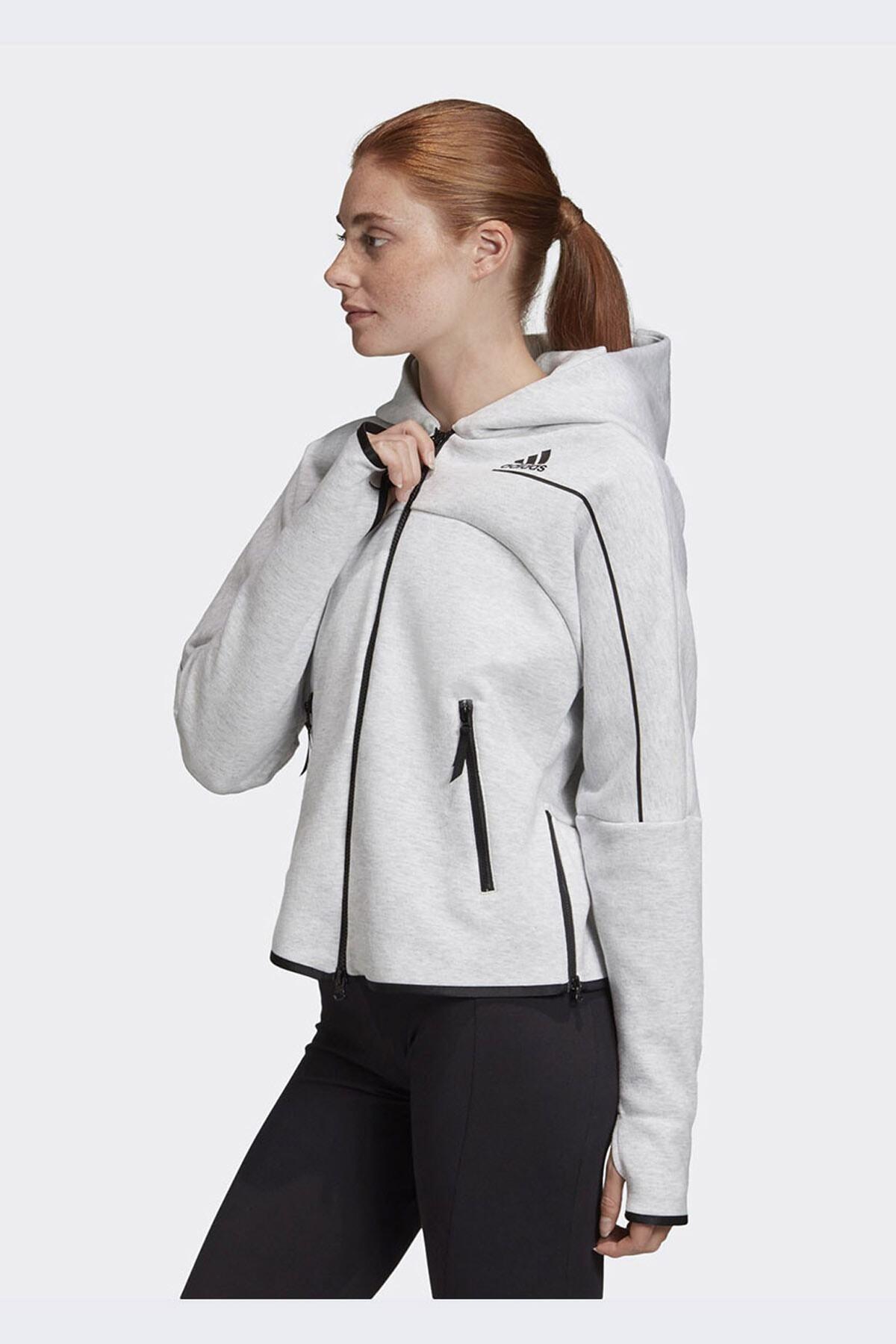 adidas Kadın Günlük Giyim Eşofman Üstü W Zne Hd Gm3278 2