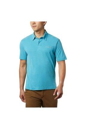 Columbia Em6527-450 Sun Ridge Polo Erkek Tshirt