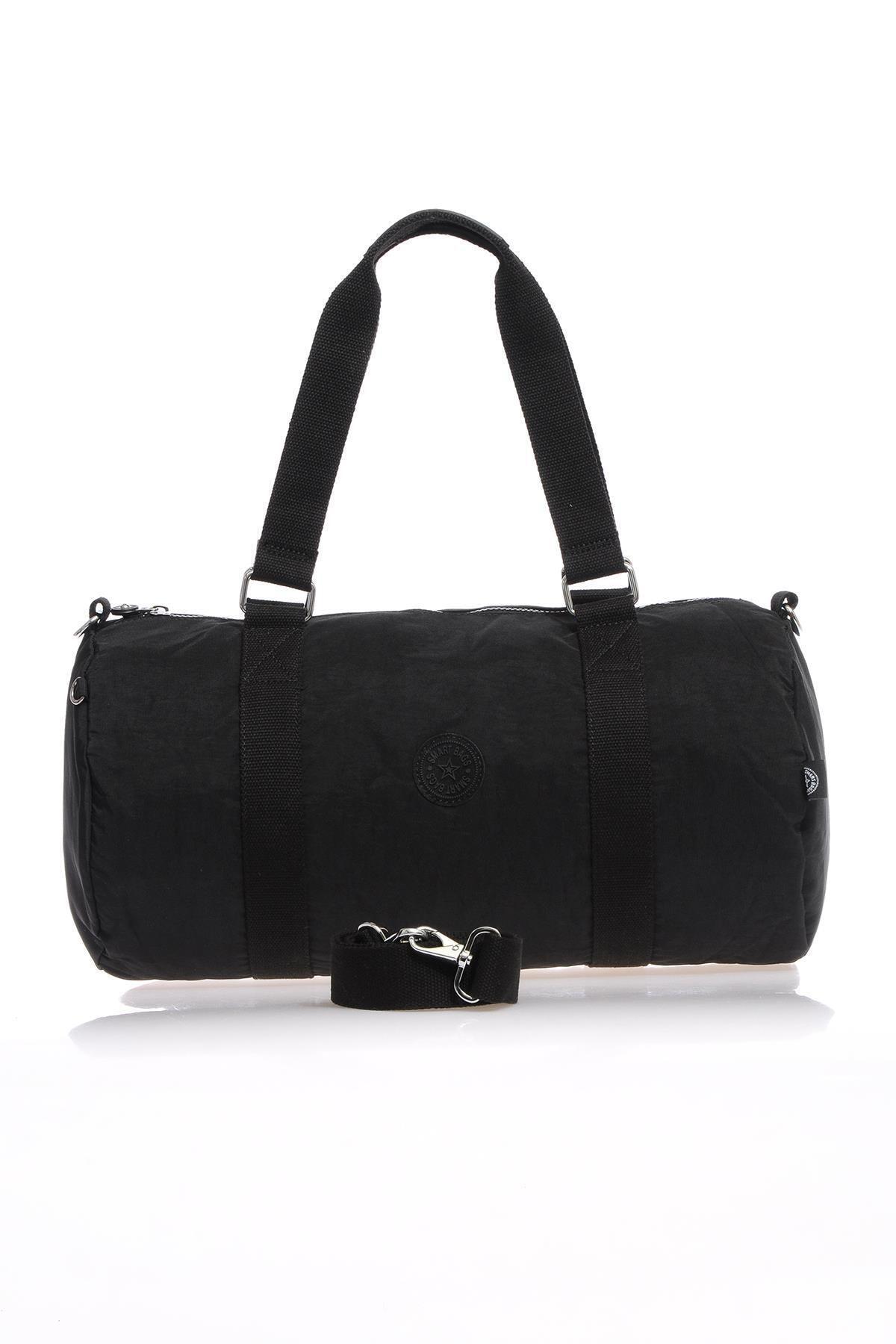 SMART BAGS Smb1245-0001 Siyah Kadın Spor Çantası 1