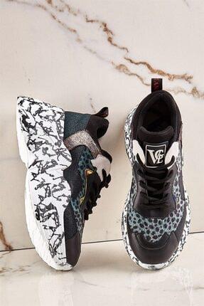 Bambi Yeşil Kadın Sneaker K0639176005