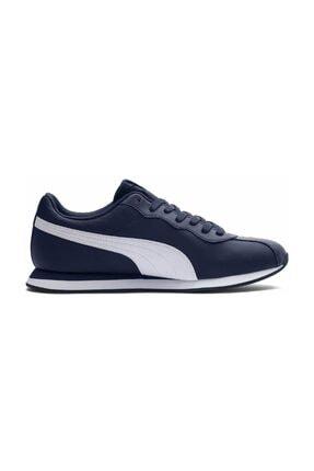 Puma TURIN II NL Koyu Lacivert Unisex Sneaker Ayakkabı 100415211