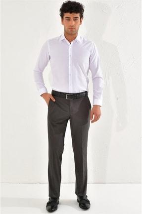 Efor P 1067 Regular Regular Antrasit Klasik Pantolon