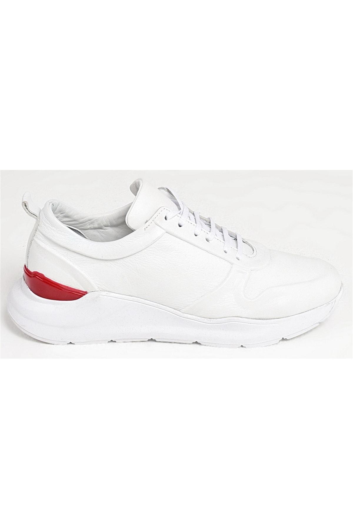 Efor 1471 Beyaz Spor Ayakkabı 1