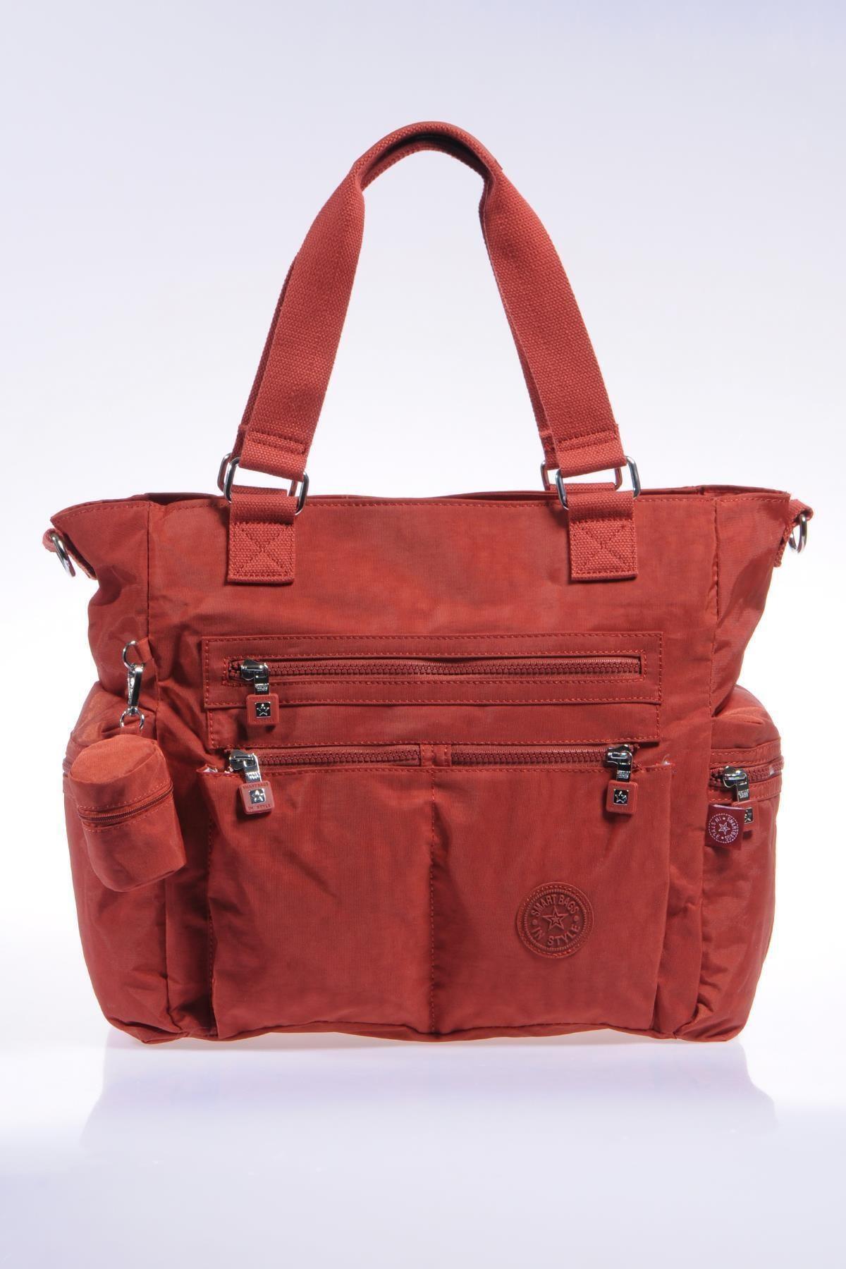 SMART BAGS Smb1210-0019 N.kırmızı Kadın Bebek Bakım Çantası 1