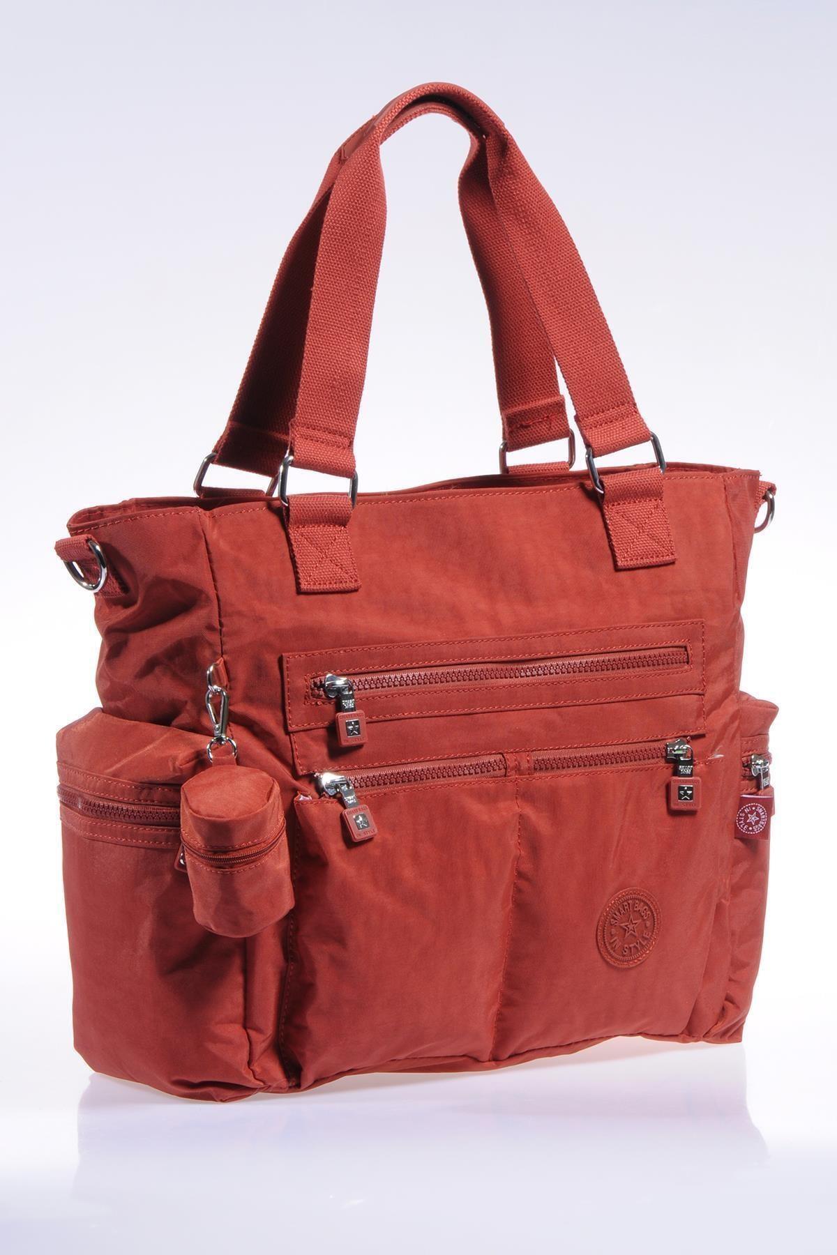 SMART BAGS Smb1210-0019 N.kırmızı Kadın Bebek Bakım Çantası 2