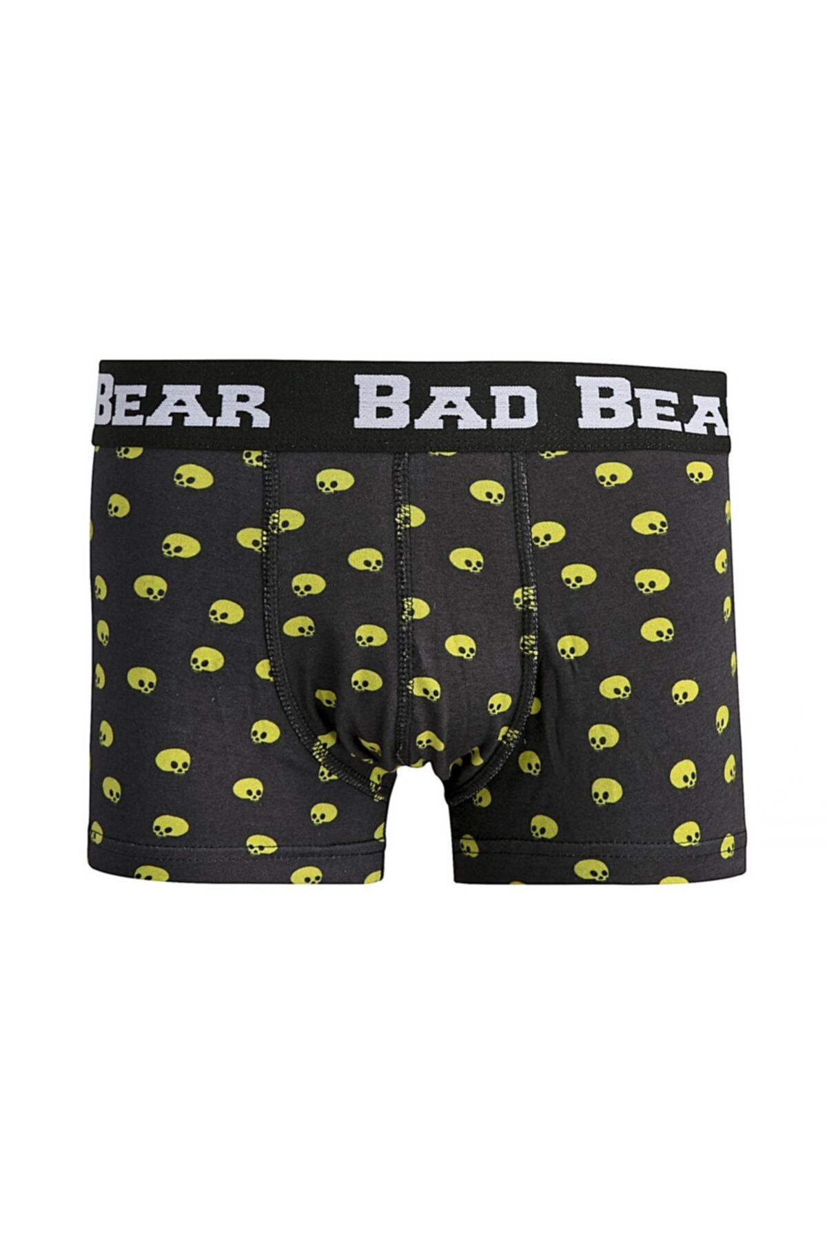 Bad Bear Erkek Boxer Baskılı 18.01.03.012 1