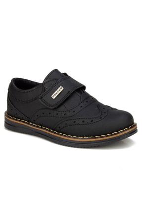 VOLTER Siyah Erkek Çocuk Ayakkabısı-çocuk Okul Ayakkabısı