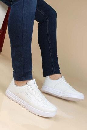 FAST STEP Beyaz Erkek Sneaker Ayakkabı 923ma42fst