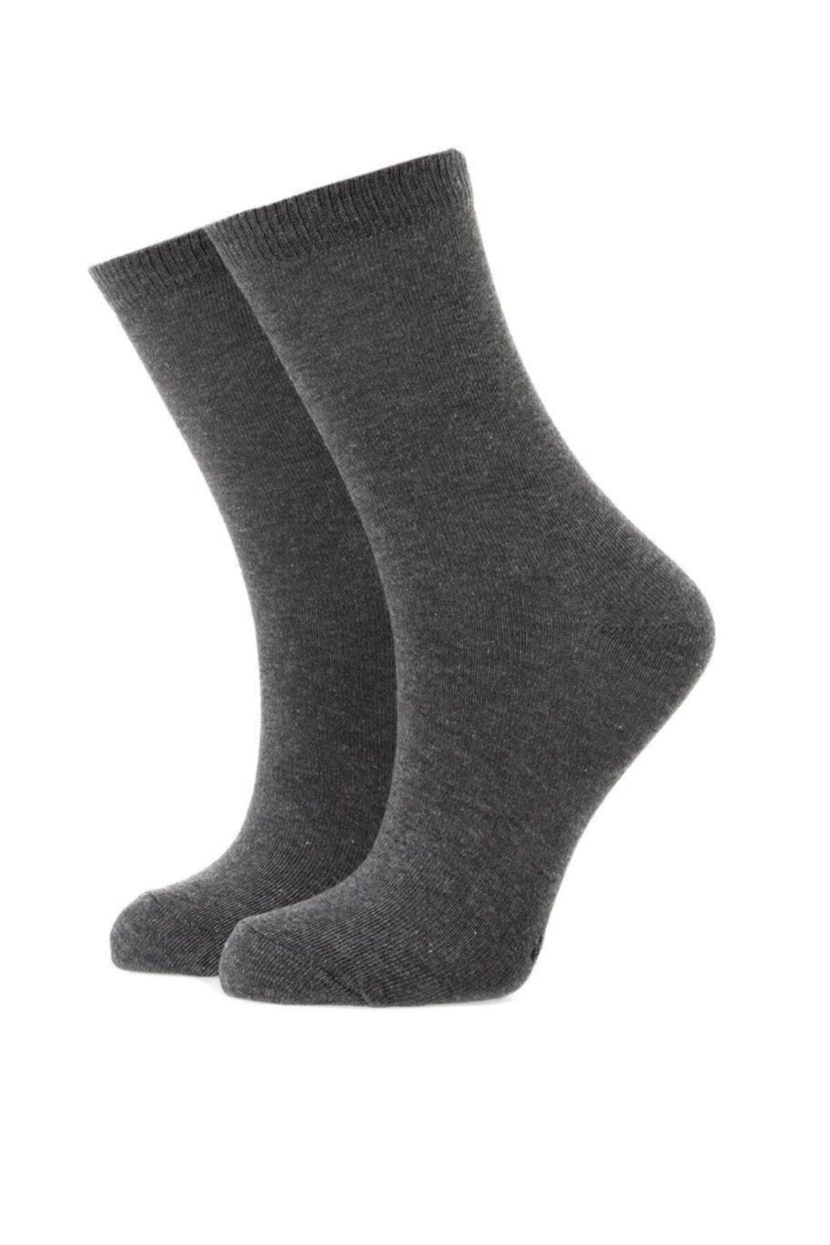 ORBİS 3'lü Kadın Düz Çorap 3450-a3 2