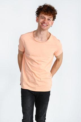 Collezione Somon Erkek Somon Spor Regular Kısa Kol T-shirt