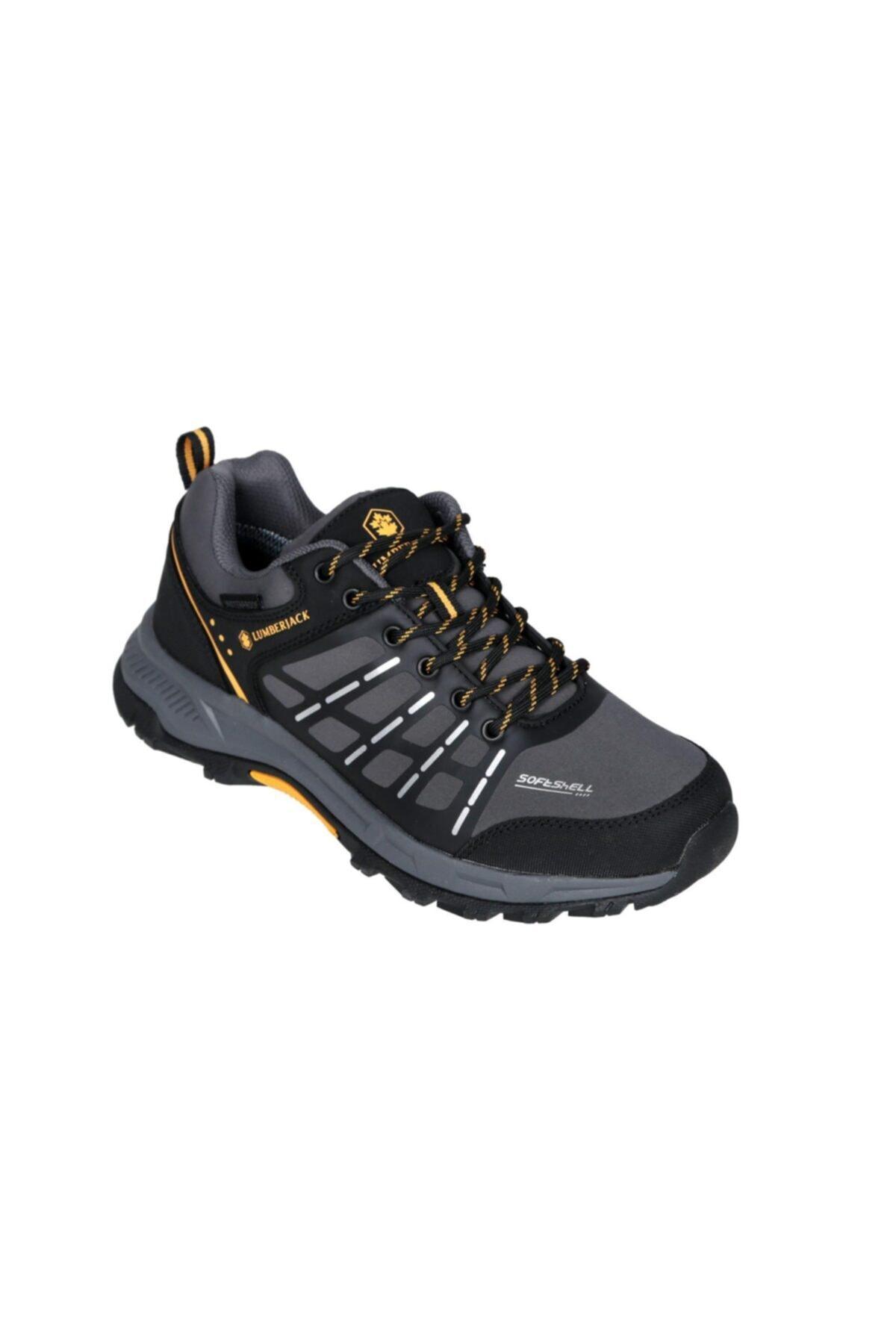 lumberjack Duncan 9pr Erkek Ayakkabı 100420620 Gri 1