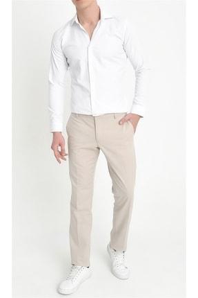 Efor P 1059 Slim Fit Stone Spor Pantolon