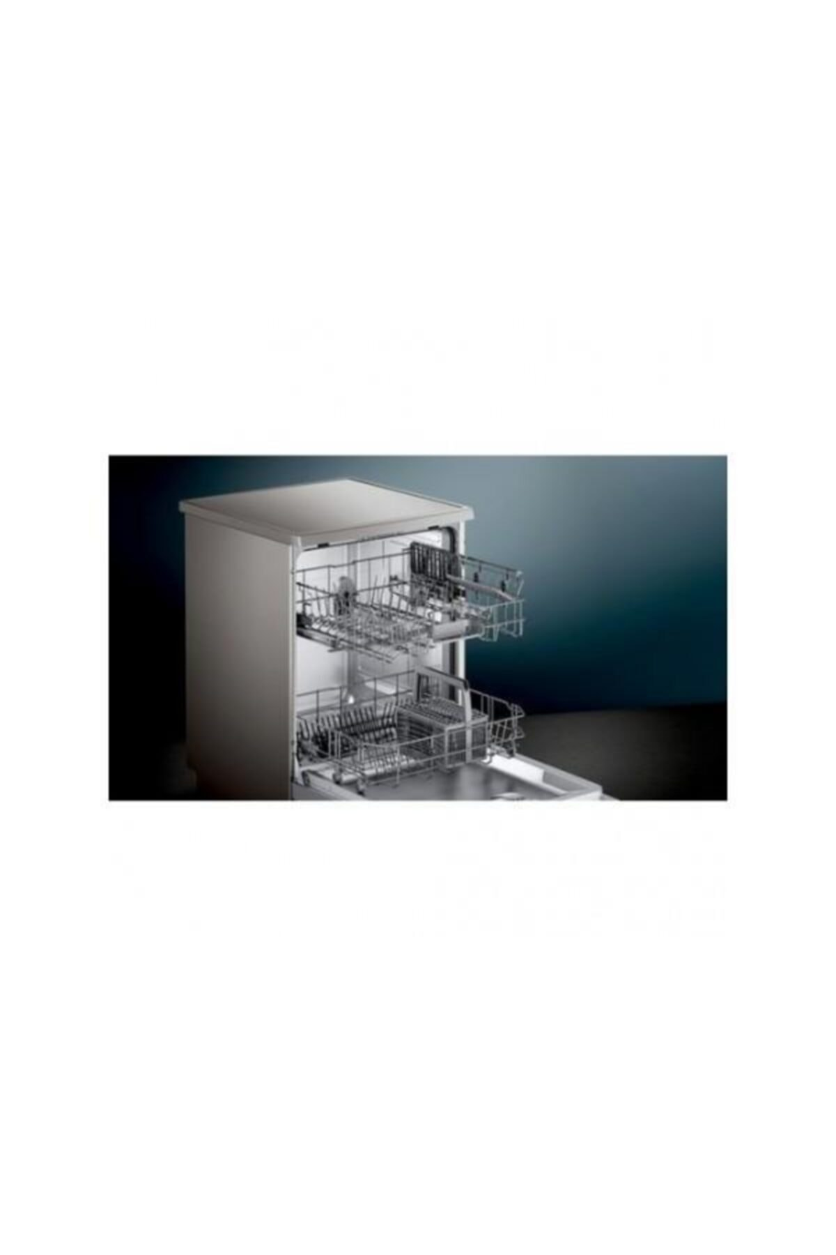 Siemens SN234I00DT iQ300 4 Programlı Bulaşık Makinesi 2