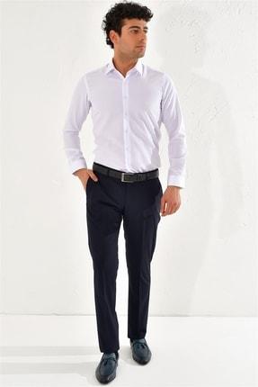 Efor P 1061 Slim Fit Lacivert Klasik Pantolon