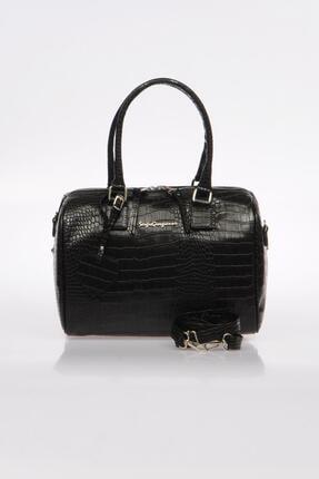 Sergio Giorgianni Luxury Sg1082019-7 Siyah Kadın Omuz Çantası
