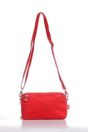 SMART BAGS Smb3062-0019 Kırmızı Kadın Bel Ve Çapraz Çanta