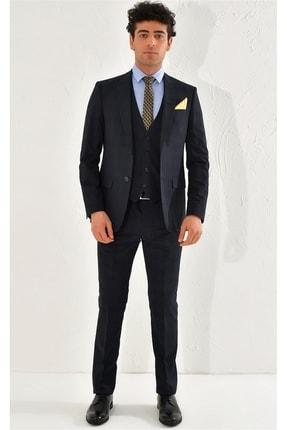 Efor Tk 783 Slim Fit Lacivert Klasik Takım Elbise