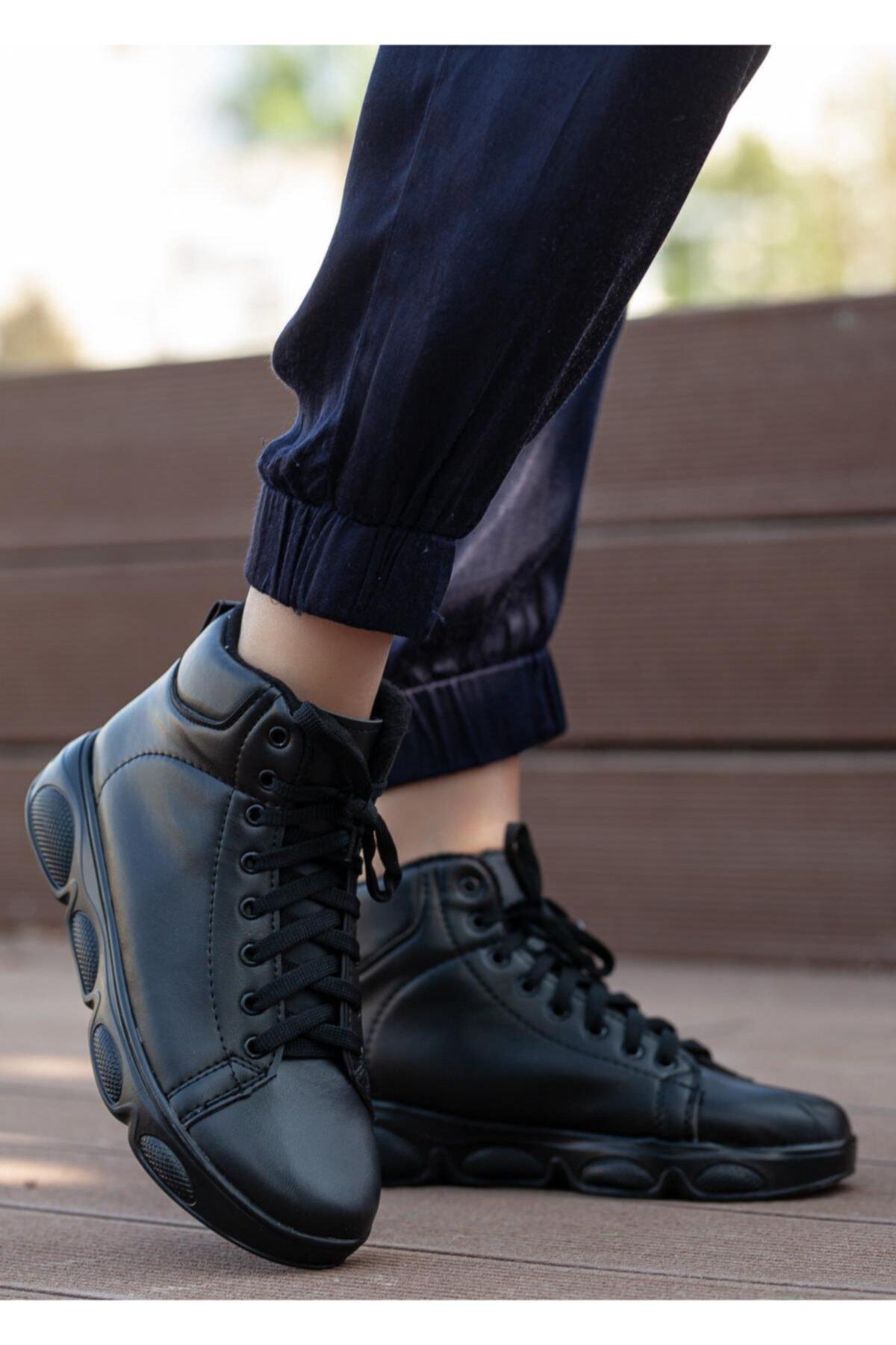 MUGGO Svt14 Kadın Sneaker Ayakkabı 1