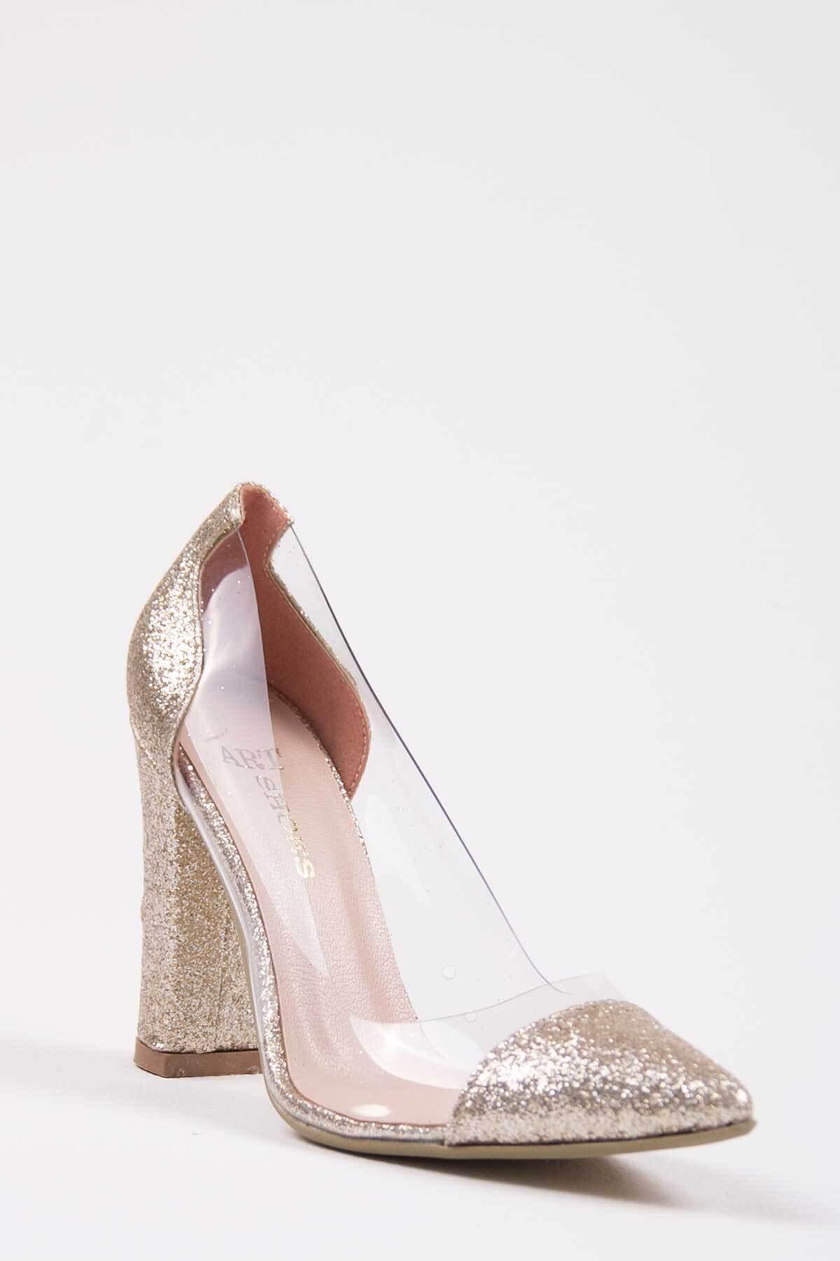 Oioi Kadın Topuklu Ayakkabı 1010-119-0002 2