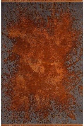 Pierre Cardin Magnifique Mq48l Turuncu Bej Gri Klasik Halı