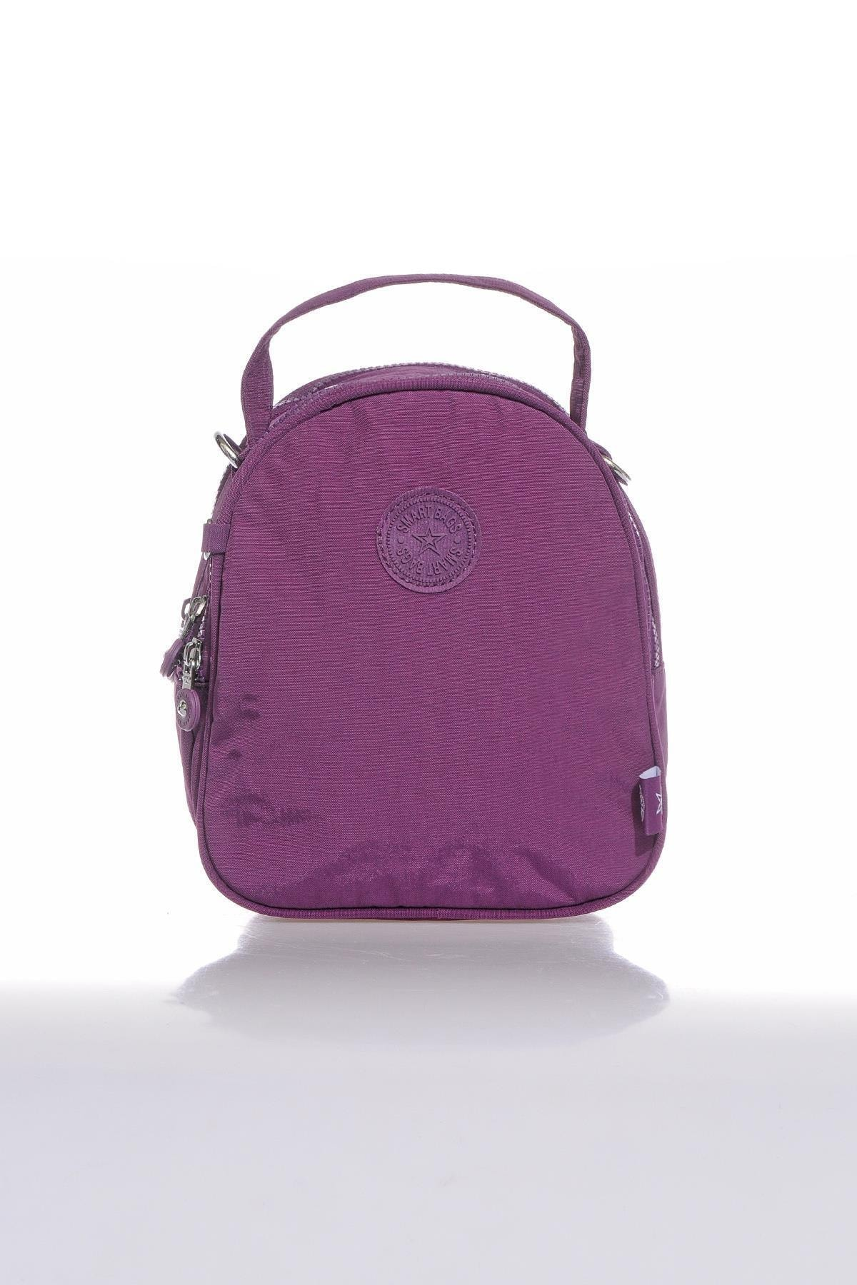 SMART BAGS Smb3063-0027 Mor Kadın Sırt Çantası 1