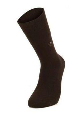 Mısırlı 6 Çift Bambu Erkek Gold Çorap Çorabı Dikişsiz Mevsimlik