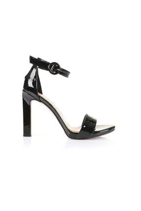 Oblavion Carmen Siyah Topuklu Ayakkabı