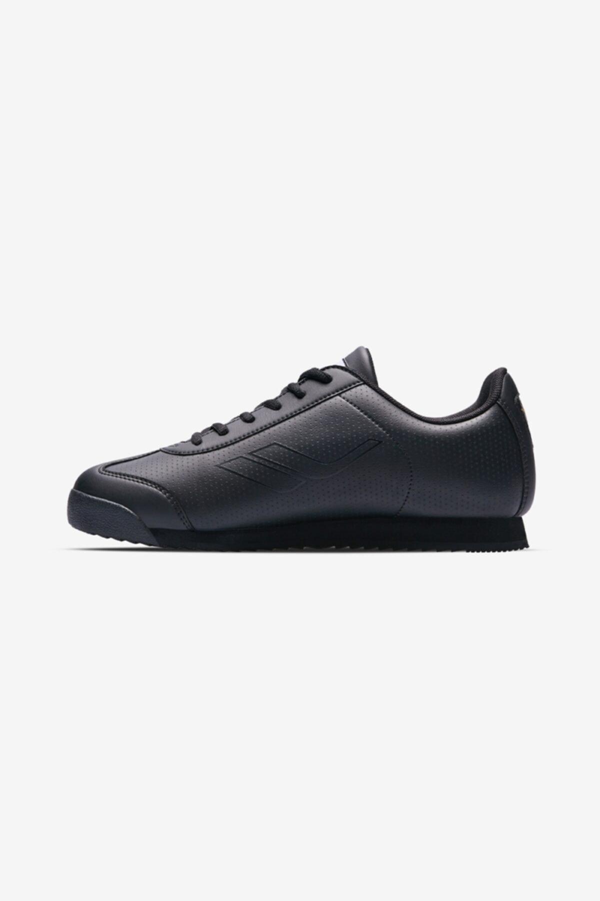 Lescon Winner Bayan Sneaker Ayakkabı Siyah 2