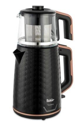Fakir Tastea Çay Makinesi Siyah-rose – 2 Litre