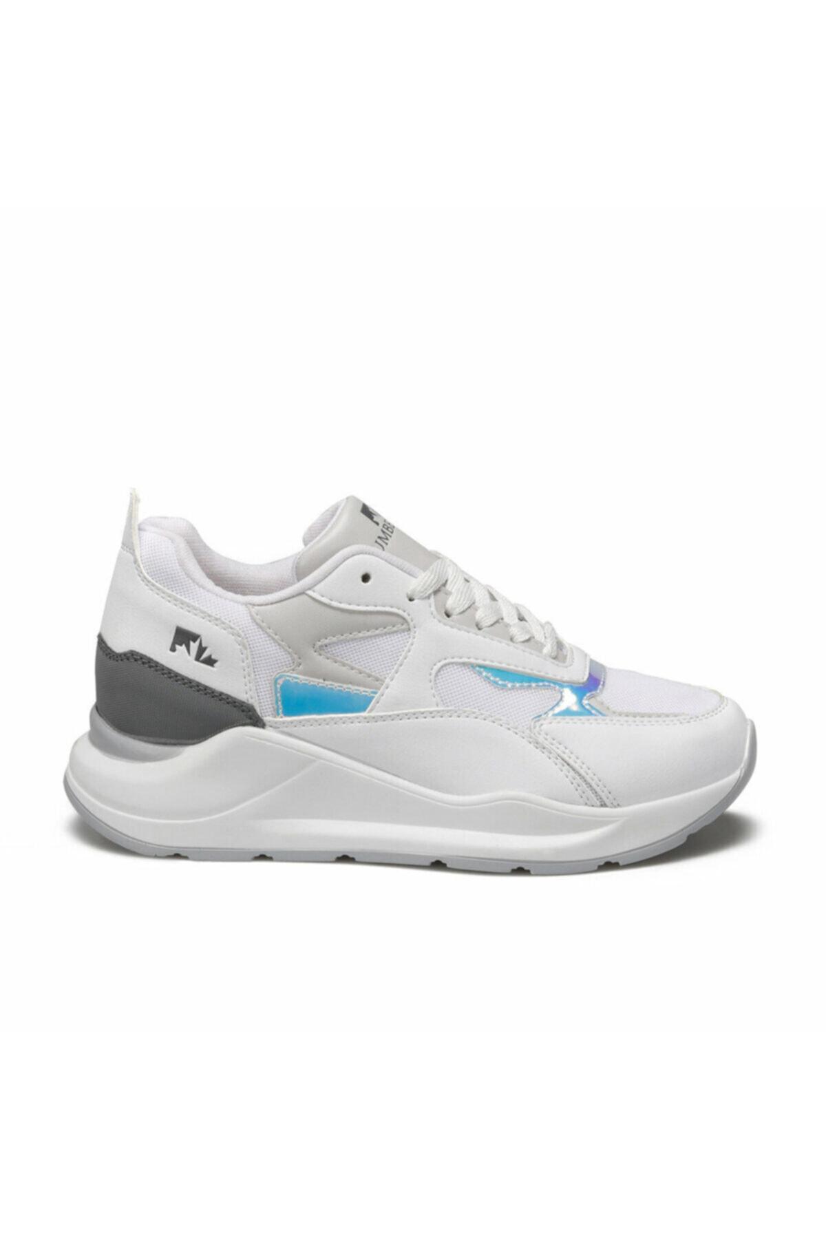 lumberjack NATALIE Beyaz Kadın Sneaker Ayakkabı 100501744 2